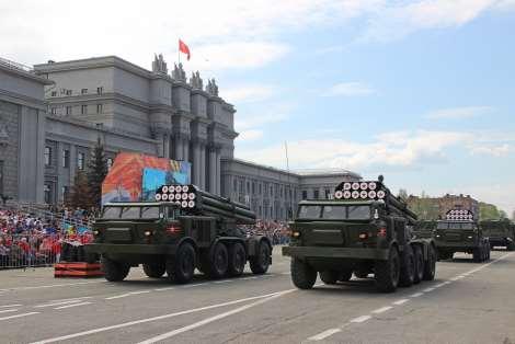 9 мая Парад Победы