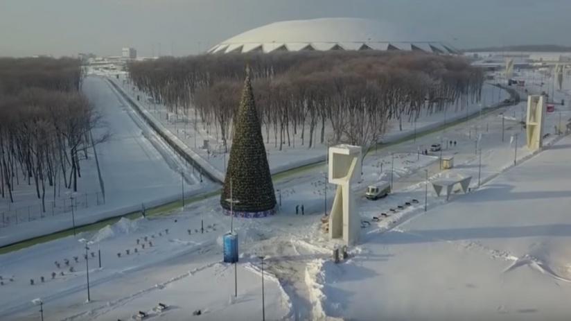 Самарская олимпийская деревня