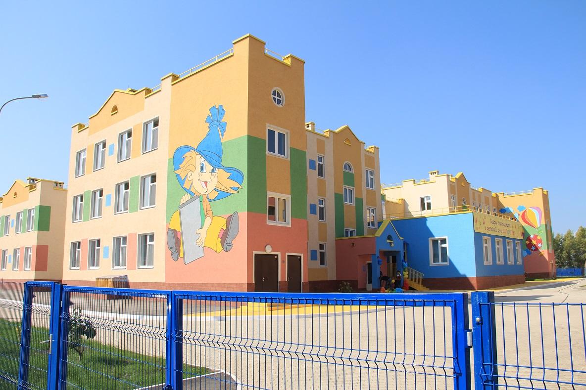 Детские сады региона продолжают работать в привычном графике