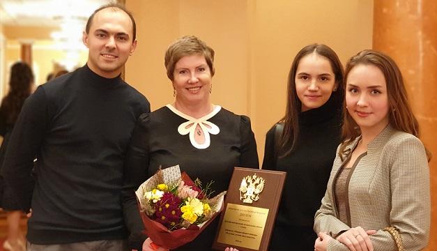 ДЦМШ И.З. Кузнецова с выпускниками