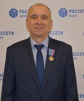 ПАО «Россети Волга» Юрий Евгеньевич Моисеев