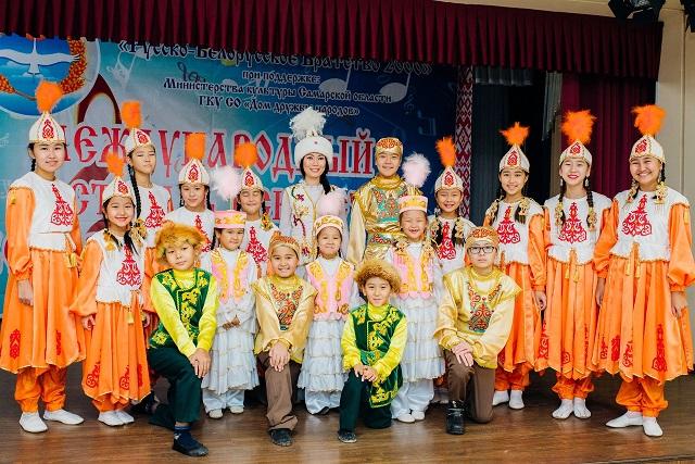 казахский праздник «Наурыз»