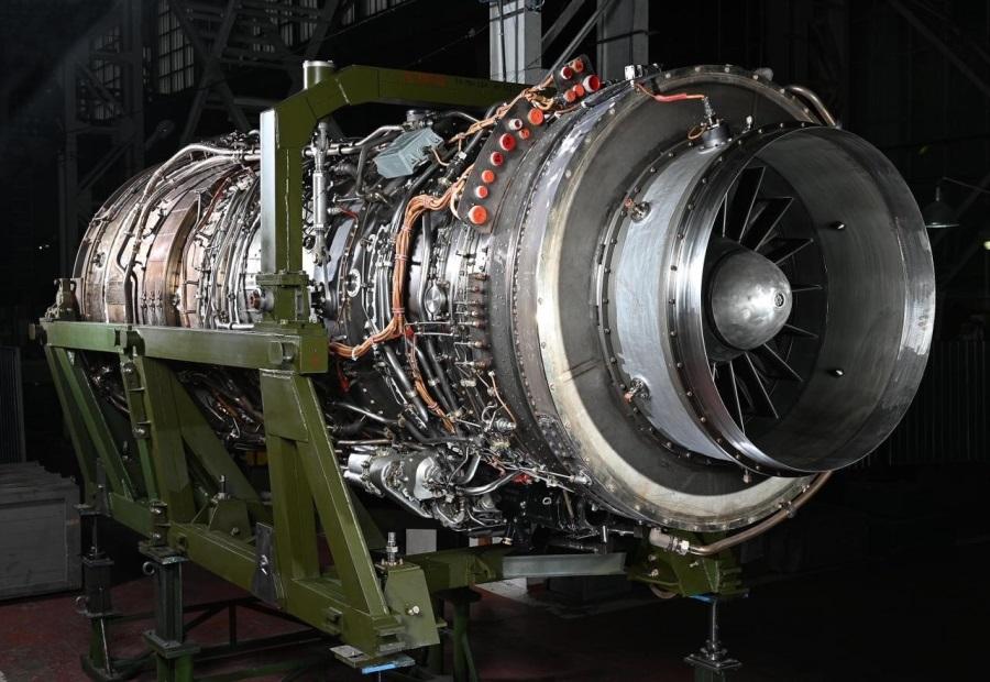 двигатель НК для Северного потока
