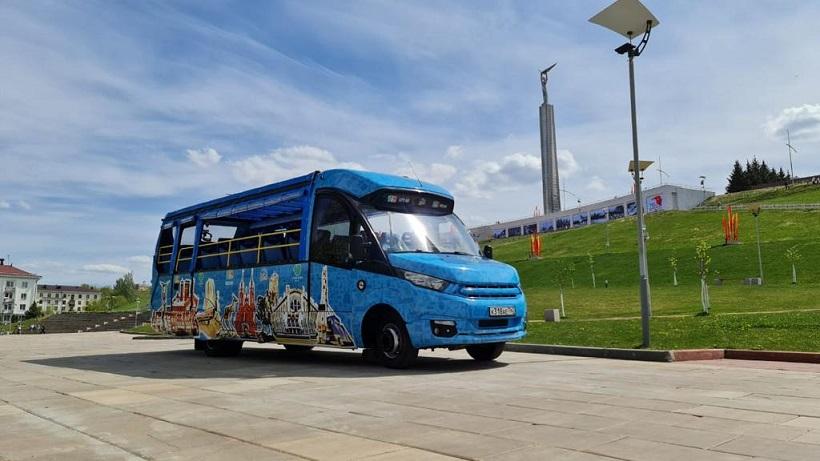 В Самаре начнут ездить автобусы-кабриолеты