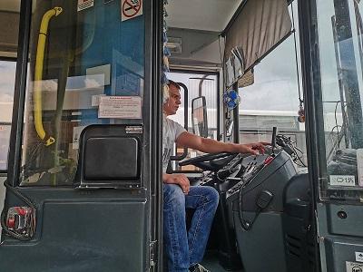 в Самаре назвали имя лучшего водителя автобуса