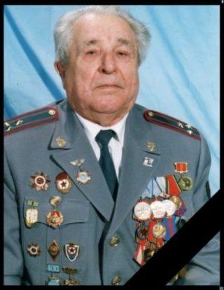 Пётр Никитович Шлыковв